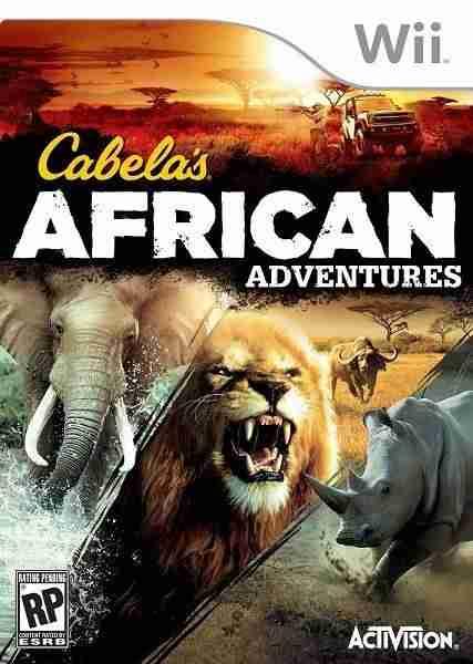 Descargar Cabelas African Adventures [English][USA][iNSOMNi] por Torrent
